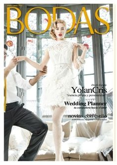 Portada Revista Bodas Mayo - Junio