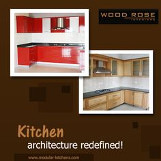 Master chef Sanjay Kapoor says that preparing food in a sleek #modularkitchen is an outstanding experience! Come enjoy the experience with #WoodRose..  #Kitchen