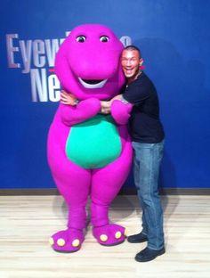 So Randy Orton & Barney . . C: