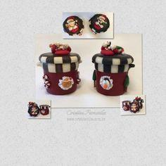 Potes Gostosuras de Natal www.crisbiscuitt.com.br