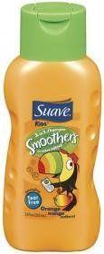 Suave kids Orange Mango Smoothers 2 in 1 Shampoo - 12 Ounce by Suave, http://www.amazon.com/dp/B0002FCDHG/ref=cm_sw_r_pi_dp_qUqLrb0C4965R