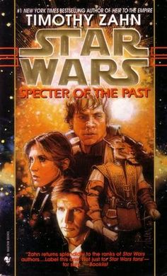 I enjoy reading the Star Wars Novels ---> Star Wars: Specter of the Past by Timothy Zahn