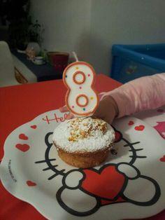 Muffin al profumo di arancia