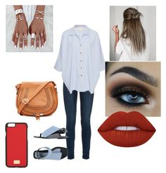 """""""casually awesome"""" by jada-aphrodite on Polyvore featuring rag & bone, Kenzo, Lime Crime, DailyLook and Dolce&Gabbana"""
