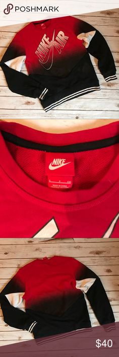Nike air crew neck! Great condition! Size small Nike air crew neck! Great condition! Size small Nike Tops Sweatshirts & Hoodies