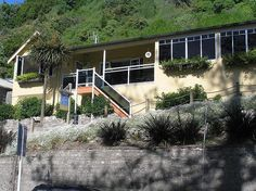 Napier Holiday Home accommodation. Cape View