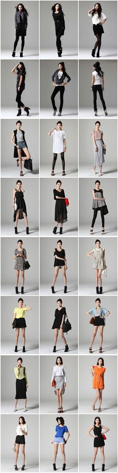 Itsmestyle Best brand: bunch of outfit ideas Ö