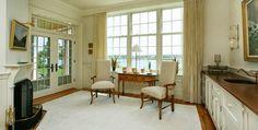House Tour: Patrick Ahearn Architect Decor, Design Inspiration, House Design, Room, House, Home, House Tours, Breakfast Area, Edgartown