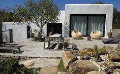 White&Grey Memories: Casa del Santuario (Tarifa)