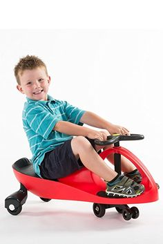 Amazon.com: PlasmaCar Ride On Toy - Red: Toys & Games