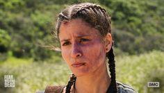 Ofelia Salazar (Mercedes Mason) Fear the Walking Dead Season 3 Episode 8
