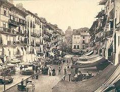 De Zaragoza al ZierZo: Viajando por el tiempo Paris Torre Eiffel, Cuba, Street View, Painting, Plaza, Zaragoza, 19th Century, Walks, Antique Photos