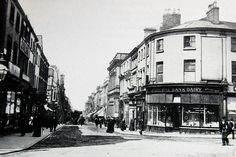 Bold street 1900s
