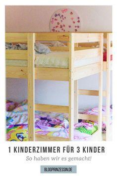 1 Kinderzimmer Für 3 Kinder
