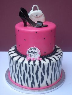 Purse,Shoe and Zebra by Alliance Bakery, via Flickr