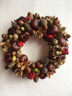 Autumn Crafts, Nature Crafts, Seasonal Decor, Fall Decor, Holiday Decor, Diy Crafts For Home Decor, Arts And Crafts, Outdoor Deck Decorating, Deco Floral