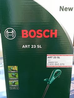 """Bosch ART 23 SL Garden strimmer review.   The Sun is out!  Bosch ART 23 SL Corded grass trimmer 280watt.  """"What has a Bosch garden trimmer got to do with cycling"""" I hear you all say! My one gave up the ghost so I set about getting a New one to replace a very faithful garden trimmer I owned for a number of years and it was on line at Argos in Harlow I found this Bosch ART 23 SL garden trimmer for a amazing price of 19.99!  Brand New model!  Model number: ART 23 SL.  Features:  280 watts…"""
