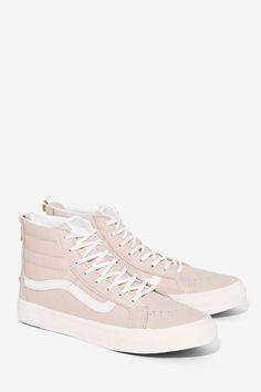 Vans Sk8-Hi Slim Zip Sneaker - Shoes | Sneakers | Rules To Slip By | Vans