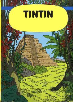 Les Aventures de Tintin - Album Imaginaire - Tintin et les Picaros