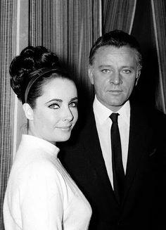 Elizabeth Taylor and Richard Burton Mais