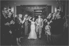 Black and White Wedding Photography ~ Photo: Ama Photography & Cinema