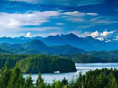 Carroll I pretty much think if I ever can't find you, I should look here first. Vancouver Island, British Columbia is a great destination if you love the great outdoors. Lots of great hikes and whale watching! Oh The Places You'll Go, Places To Travel, Places To Visit, Travel Destinations, Rocky Mountains, British Columbia, Alaska, Reisen In Die Usa, Seen