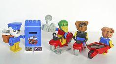 Lot of 7 Vintage Lego Fabuland Sets $59.95