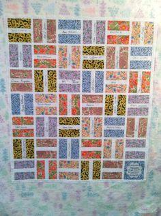 signature quilts   Thread: Memory/Signature Quilt Top