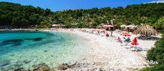 Beach Pokonji dol - Hvar - Island Hvar - Dalmatia - Split - Croatia