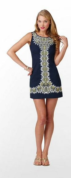 Lilly Pulitzer Dress, couldn't be more perfect!