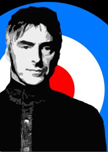 Paul Weller: All hail the modfather! Brit Pop, Fred Perry Polo Shirts, The Style Council, Paul Weller, Slim Fit Chinos, First Love, My Love, Music Posters, Music Icon