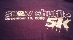 Snow Shuffle 5K-Waterloo, IA