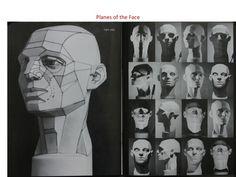 Drawing of the Head | Deborah Ridgley - Blog