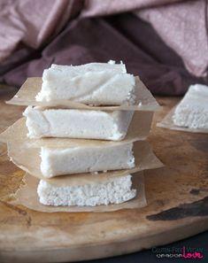 No Bake Coconut Bars {Gluten-Free, Vegan}