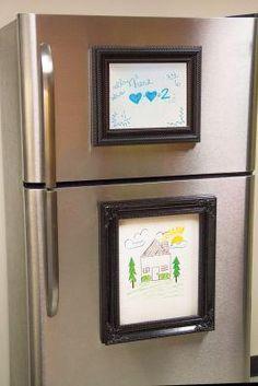Kids Artwork Display