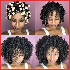 16 Best Roller Set Hairstyles Images Roller Set Hairstyles
