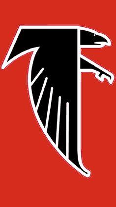 Atlanta Falcons (Old Logo) Crochet Graphghan Pattern (Chart/Graph AND Row-by-Row Written Instructions) - 02 Georgia Bulldogs Football, Falcons Football, Football Team, Football Uniforms, Atlanta Falcons Team, Atlanta Georgia, Falcon Logo, Amoled Wallpapers, Allyson Felix