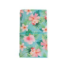 Tropical Pink Sunset Toucan Scrapbook Album Paper Pads Vacation Dreaming Palm