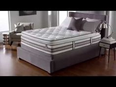 iComfort Sleep System by Serta Mattress, Sleep, Bed, Furniture, Home Decor, Decoration Home, Stream Bed, Room Decor, Mattresses