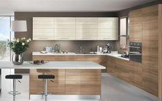Idee per arredare una cucina moderna - Arredare una cucina moderna con isola