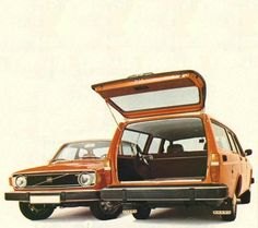 Swedish AD for Volvo 144 and 145 from Volvo Ad, Volvo Wagon, Volvo Trucks, Volvo Estate, Jeep Wagoneer, Shooting Brake, Car Advertising, Japanese Cars, Station Wagon