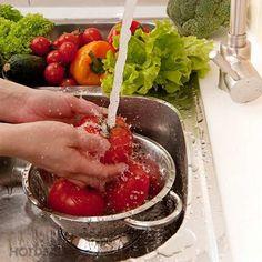 Cách chọn và rửa rau sạch sạch, an toàn