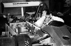 Kenny Acheson - Ralt RH6/82 Honda / Wakou - Ralt Racing -  finished the race in fourth position - XLV Internationales Eifelrennen 1982 - European Formula 2 Championship, Round 4 - © Sutton Motorsport Images