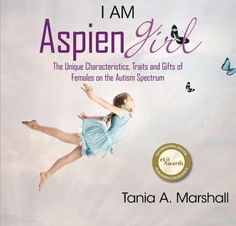 Thank you to the Independent Publishing Book Awards for my eLIT Gold Medal #femaleautism #autism #goldmedal