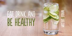 Eat, Drink, and Be Healthy: Quench Your Thirst #Whole9 Style.  Here are some ideas of beverages you can drink while practicing the Whole30 program.