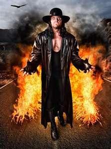 Undertaker is back!!!
