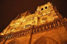 Front of notre dame cathedral 2013