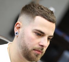 Cool ultra short crop haircut. #shorthaircutsformen #shorthaircuts #menshaircuts #haircuts #haircutsformen #fadehaircuts #menshairstyles #hairstylesformen #menshaircuts2018 #coolhaircuts
