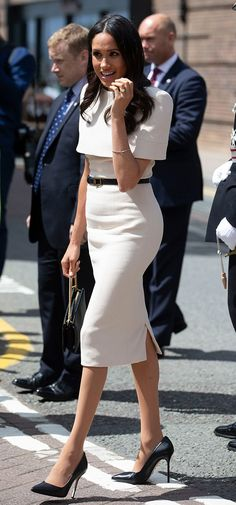 Meghan, the Duchess of Sussex (née Meghan Markle)