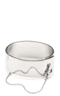 Shop Safety Chain Cuff by Eddie Borgo - Moda Operandi